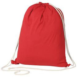 Przyjazny środowisku worek sportowy wykonany z bawełny - MA 6129805