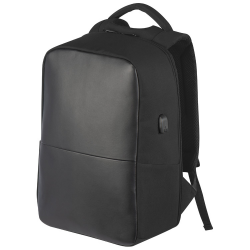 Wysokiej jakości, wodoodporny plecak z USB - MA 6129903