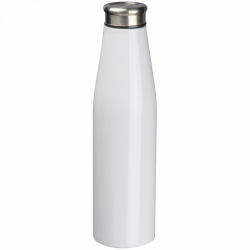 Metalowa butelka z zamykanym wieczkiem, 750 ml - MA 6151406