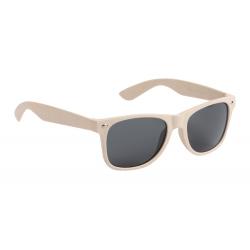 Okulary przeciwsłoneczne z plastiku z włókna bambusowego - AP721596