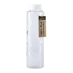 100% PLA - biodegradowalna butelka sportowa, 830 ml - AP721696