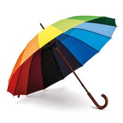 Tęczowy parasol 190T - ST 99140