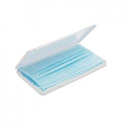 Zestaw 4 higienicznych masek na twarz w etui z PP - MO9986