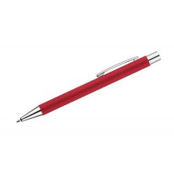 Długopis aluminiowy z chromowanym wykończeniem - 19630
