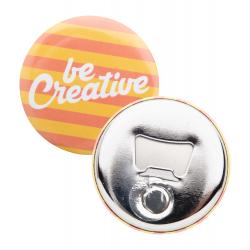 Otwieracz do butelek i magnes na lodówkę w jednym z full kolorową wkładką - AP718220