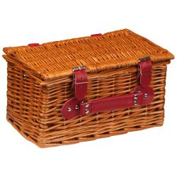 Kosz piknikowy z zastawą dla dwóch osób - 6085601