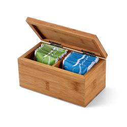 Bambusowe pudełko na herbatę - ST 93995