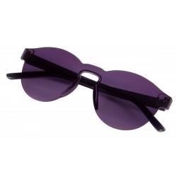 Okulary przeciwsłoneczne ze szkłem barwionym, z certyfikatem UV 400 - 56-0603089