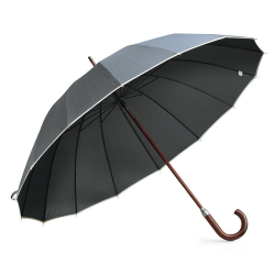 Bardzo elegancki parasol manualny - AS 37030