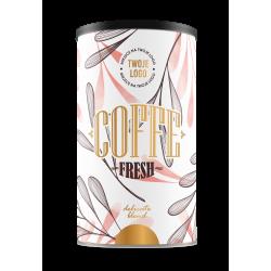 Kawa reklamowa mieszanka białostocka, 70% Brazylia arabika, 30% India robusta