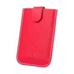 Etui ze skóry PU na karty kredytowe z 5-przegródkami i ochroną RFID - AP781917