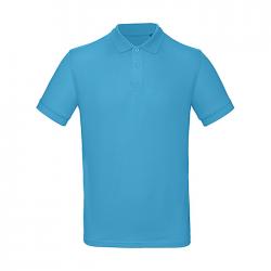 Koszulka polo 170 g/m²,100% bawełna organiczna - BC0500