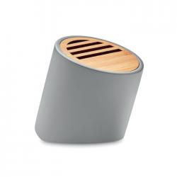 Głośnik Bluetooth 5.0 z cementu wapiennego i bambusa - MO9916