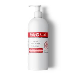 Żel do dezynfekcji z pompką 250 ml - SG940225