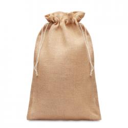 Duża torba na prezenty z juty - MO9930