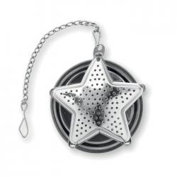 Zaparzacz do herbaty w kształcie gwiazdki - CX1435