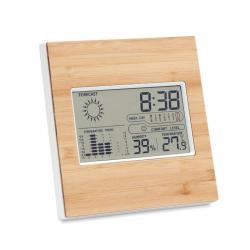 Bambusowy termometr wielofukncyjny - MO9959