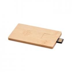 Pamięć USB 16GB w bambusowej obudowie - MO1203