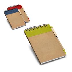 Notes kieszonkowy z tektury - ST 93427