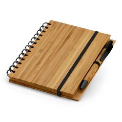 Notes kieszonkowy z bambusa - ST 93486