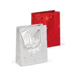 Powlekana papierowa torba z błyszczącą laminacją (170 g/m²) - ST 92884