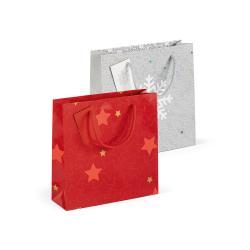 Powlekana papierowa torba z błyszczącą laminacją (170 g/m²) - ST 92885