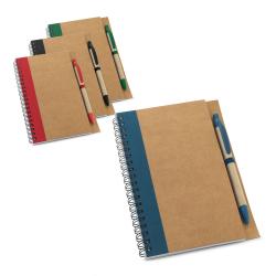 Notes B6, Papier ekologiczny - ST 93715