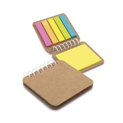 Karteczki samoprzylepne, papier ekologiczny - ST 93718