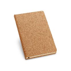 Notes kieszonkowy z korka - 93720