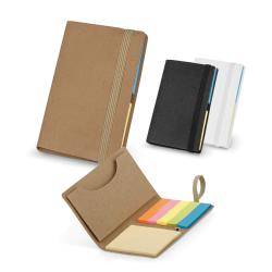 Komplet kolorowych kartek samoprzylepnych, 6 zestawów  - ST 93735