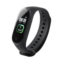 Wielojęzykowy smart watch bluetooth z termometrem i pomiarem tętna - AP721791