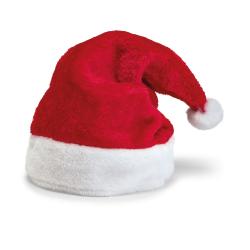 Czapka Świętego Mikołaja wykonana z poliestru - ST 99314