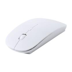Bezprzewodowa, antybakteryjna mysz optyczna w plastikowej obudowie - AP721808