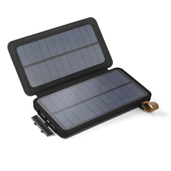 Power bank solarny 8000 mAh - AS 45077