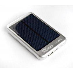 Power bank solarny 4000 mAh - AS 45070