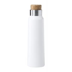 Butelka sportowa z pokrywką z wzorem korkowym, 770 ml - AP721676