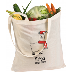 Świąteczna torba bawełniana - MA 6754106