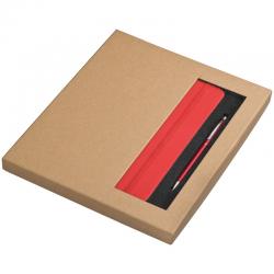 Zestaw notatnik i długopis - 2287405