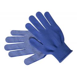 Para elastycznych rękawiczek nylonowych z powłoką antypoślizgową - AP721659