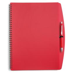 Notatnik A4 z długopisem - V2334