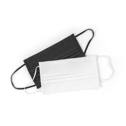 Maseczka ochronna wielokrotnego użytku, wykonana z poliestru - ST 98908