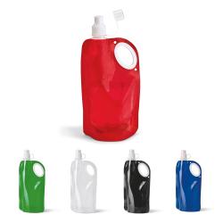 Składana butelka z trzema warstwami z PET, PA i PE o pojemności do 770 ml - ST 94685