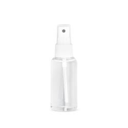 Emulsja do dezynfekcji rąk w butelce PET o pojemności 50 ml z atomizerem - ST 94916