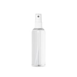 Emulsja do dezynfekcji rąk w butelce PET o pojemności 100 ml z atomizerem - ST 94917