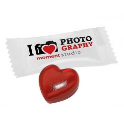 Cukierki w kształcie serca - Nr kat.: 0460/HEART