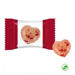 Cukierek w kształcie serca - Nr kat.: 0160/HEART