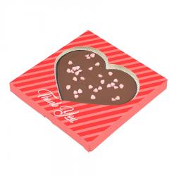 Czekolada w kształcie serca - 0039/HEART