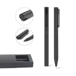 Zestaw, pióro kulkowe i długopis - 81205