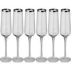 Zestaw kieliszków do szampana Ferraghini - F22966