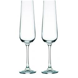 Zestaw 2 kieliszków do szampana WANGI, 200 ml - H1300100ZH166